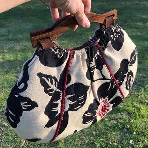 1154 Lill Studio Bags - custom reversible clutch